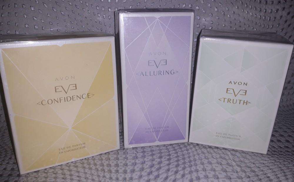 парфюмерная вода Eve одна на выбор 50мл Avon купить 20644733
