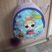 Рюкзак LOL для девочки, 5 цветов!