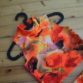 Комплект топ+юбка Summer размер S