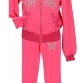Красивенний костюм для принцеси! !! темно розовий