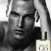 Два свежих, завораживающих аромата: Giorgio Armani Aqua di gioia и Acqua Di gio men.тестер 1на выбор