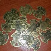 Неразменная монета или нанбу! Значение в объявлении