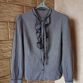 Дуже класна котонова рубашка/блузка Love label (ідеальний стан)