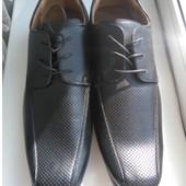 Мужские туфли экокожа сток