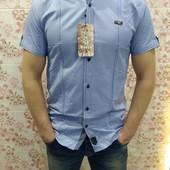 Нові моделі 2019р.фірмова рубашка, для мужчин,  модель на вибір s-хxl. Туреччина.