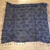Новый итальянский шарф - шаль, можно использовать как хомут