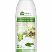 Концентрированное средство для мытья посуды с ароматом эвкалипта 500мл. (фаберлик)