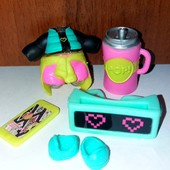 MGA Lоl. Оригинал. Одежда +обувь +бутылочка+ аксессуары....без куклы.. 1 на выбор.