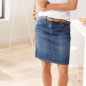 Джинсовая юбка, от ТСМ Чибо, (германия) .