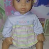 Очень красивая кукла Чикко)