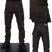 Новинка!!! только одна ростовка, мужские джинсы-карго.