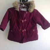 Вельветовая курточка 12-18мес