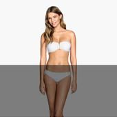 Шикарный купальник бандо H&M,размер 36/30(sm),Много классных лотов!
