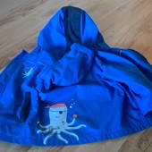 Курточка дощовик