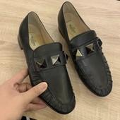 Valentino туфли оригинал КОЖА