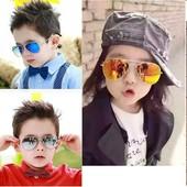 Яркие стильные, детские очки  Авиаторы!  для вашего ребенка.Все цвета в наличии!