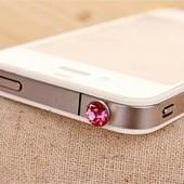 Заглушки для Самсунг, Айфон красный и розовый цвет