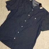 мужская рубашка, короткий рукав, от Livergy.