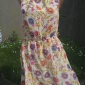 Легкое платье сарафан