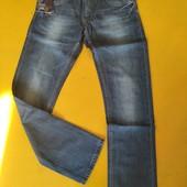 Крутые, качественные мужские джинсы Racing car р.31
