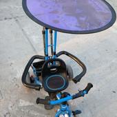 Велосипед (стан на 3+)