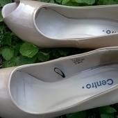 Туфли лаковые р.36
