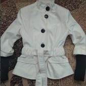 Куртка-пиджак деми,р.S-M