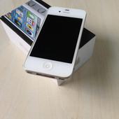 Оригинальный Apple iPhone 4 White