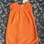 Летняя одежда на девочку. Размер 122, 6 лет. Италия, Бельгия. Все новое, с бирками.