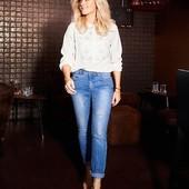 Качественные джинсы, моделирующие фигуру, Tchibo(Германия), размеры наши: 44-46 (38 евро)