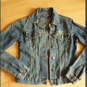 Джинсовый пиджак Outline,р.S
