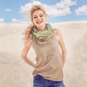☘ Нежная замшевая блуза с перфорацией от Tchibo(Германия), размеры наши: 46-48 (40/42 евро)