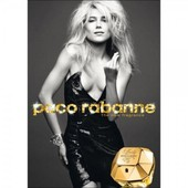Paco Rabanne lady million 50ml последние 4шт распродажа
