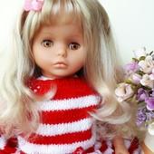 Кукла куколка лялька игрушка Lissi 42 см