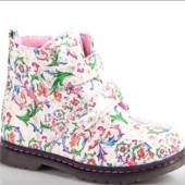 Отправка в понедельник.Красивые, качественные деми ботинки на весну. 28 размер.Последние,больше не б