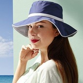 Двухсторонняя летняя шляпа- панама от ТСМ Чибо германия