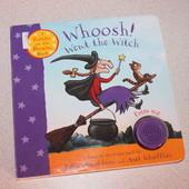 музыкальная книга Whoosh Went and Witch