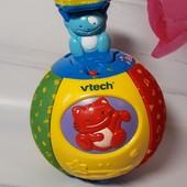 vtech музыкальный мяч неваляшка