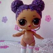 редкая куколка оригинал MGA LOL лол как на фото