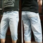 5782 Мужские класические джинсовые шорты.Качество-огонь!