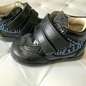 Демисезонные ботиночки для малышки, 18 размер