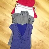 Супер летний лот! 4 единицы в лоте! 2 майки+2 футболки Состояние идеальное!