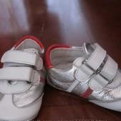 Первая обувь для вашего малыша КОЖА