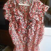 Шифоновая блуза tally weijl