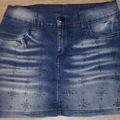 Симпатичная юбка на XS-S Gloria Jeans