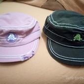 стильные кепки для модников! оригинал Crocs на 5-7 лет - одна на выбор