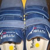 Отличные новые ортопедические туфли-мокасины Tutubi