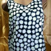 Красивая блузка от Atmosphere. Спинка удлиненная. См.замеры