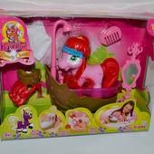 Подарочный набор пони Filly Beauty Queen ванная комната производитель Simba (Германия)