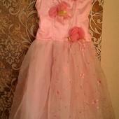 Нарядное платье для девочки. С садика до школы.